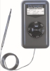 Chromalox Bulb & Capillary thermostats use expanding liquid to open or close contacts in response to temperature changes