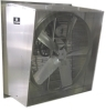Schaefer Ventilation Equipment Aluminum Slantwall Exhaust Fans