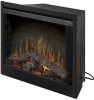 "Dimplex BF39DXP 39"" Direct-wire Deluxe Built-in Electric Fireplace Firebox. Dual 120 or 208/240. 1440, 2100, 2700 Watts"