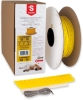 Stelpro Twisted Pair Electric Floor Heating Cable (CT). 12 W/sq.ft. Can be installed under most types of floor coverings
