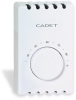 Cadet T410 Series Thermostat. Economical Choice