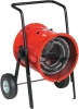 Chromalox DRA Series Portable Spot Industrial Salamander Blower Heater. 7, 10, 15, and 30kW