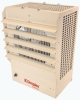 Dimplex EUX Series Industrial Unit Heater.  Models ranging from 15 to 50kW with the versatility to install vertically or horizontally
