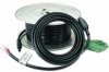 EasyHeat SMK Series Sno-Melter Cable Kits. Embedded Electric Snow Melting Heating Cables Heat Concrete above 32F to melt snow or ice for walk, stair, patio & driveways