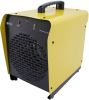 King Electric PSH2440TB 240V Yellow Jacket Junior Fan Forced Portable Utility Heater