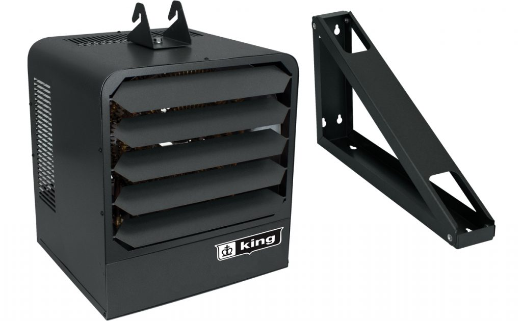 King Electric KB Series Electric Unit Heater. 208-480Volts