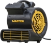 Master MAC-700-DR 300 CFM Mini Blower. Industrial Floor Dryer will deliver concentrated air circulation to dry out localized damp areas