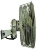 TPI Corp. N-12 Low Velocity Navy Style Wall and Bench Mount Workstation Fan