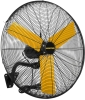 Master High Velocity Wall-Mountable Fans deliver fresh air quickly to localized spaces