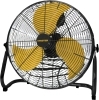 "Master Floor Fans. 12"" and 20"" High Velocity Air Circulators"