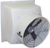 Schaefer Ventilation Equipment Polyethylene Exhaust Fans