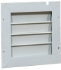 Schaefer Ventilation Equipment PVC Shutters