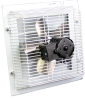 Schaefer Ventilation Equipment Shutter-Style Exhaust Fans