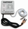 EasyHeat SL-3 Thermostatic Controller for heating cable sets. 120 Volt – Standard Duplex Receptacle