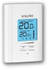 Stelpro single programming double-pole thermostat (STE302R2+) for electric heaters with or without fans. 150 to 1500W @ 120V / 260 to 2600W @ 208V / 300 to 3000W @ 240V