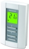 Honeywell LineVoltPRO TL7235A1003 digital thermostats. Electronic control of 208/240 Vac electric baseboard, convectors and fan forced heaters