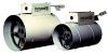 TPI Corp/Markel HP Hotpod Supplemental Duct Mounted Heating System. HotPod Inline Duct Heater