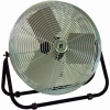 TPI Corp. Corrosion Resistant Industrial Workstation Floor Fans