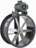 Duct Fans (Tubeaxial, Belt Drive & Direct Drive)