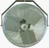 TPI Corp. Industrial Mounted Workstation Fans