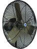 Schaefer Ventilation Equipment Twister Oscillating Pedestal Circulation Fans