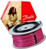 Danfoss LX Electric Floor Heating Cable for tile, wood, stone, & concrete