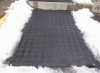HOT-flakes Electric Outdoor Heated Rubber Snow Melting Mats for stairs, doorways, driveways, walkways and entryways
