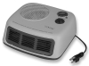King Electric HFC1500 Marine/RV HFC Series Electric Portable Desktop Heater. 750/1500 Watts. 8 ft 3-Conductor Power Cord