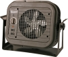 Qmark Marley QPH4A Portable Electric Unit Heater. 208/240Volts. Floor, Ceiling or Wall Mount. Up to 4kW. 6 Foot Power Cord