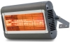 Solaira Alpha Outdoor Electric All Weather Quartz Infrared Heater. 120 or 240Volts. 1500 - 6000 Watt